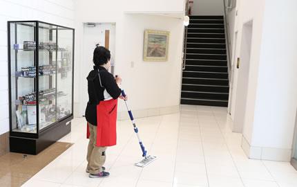 清掃営繕業